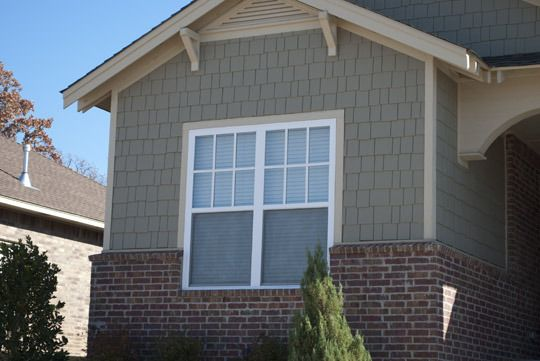 Window Option 2 Colonial Style Grid Top Sash Only