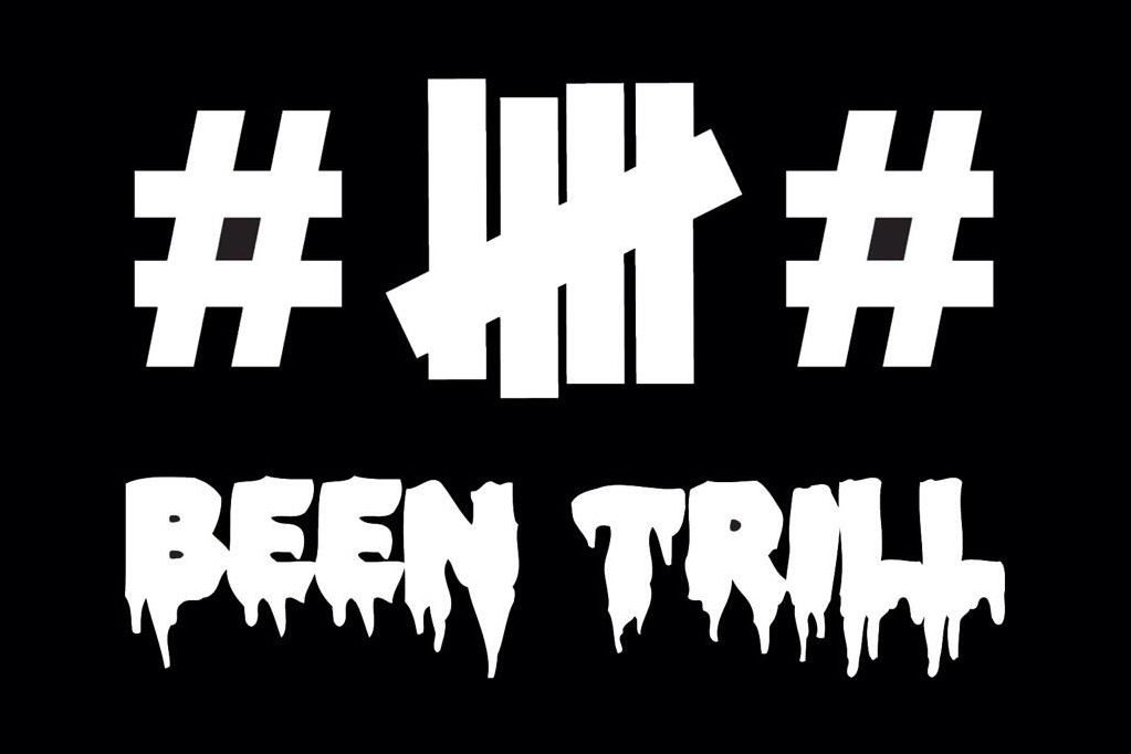 4504bb9b205 Been Trill x Undefeated 2013 Collaboration Announcement | Heat ...