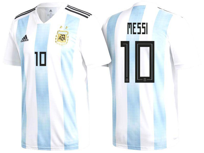 size 40 3fa74 0330c 2018 Argentina Soccer Jersey lionel messi | 2018 Argentina ...
