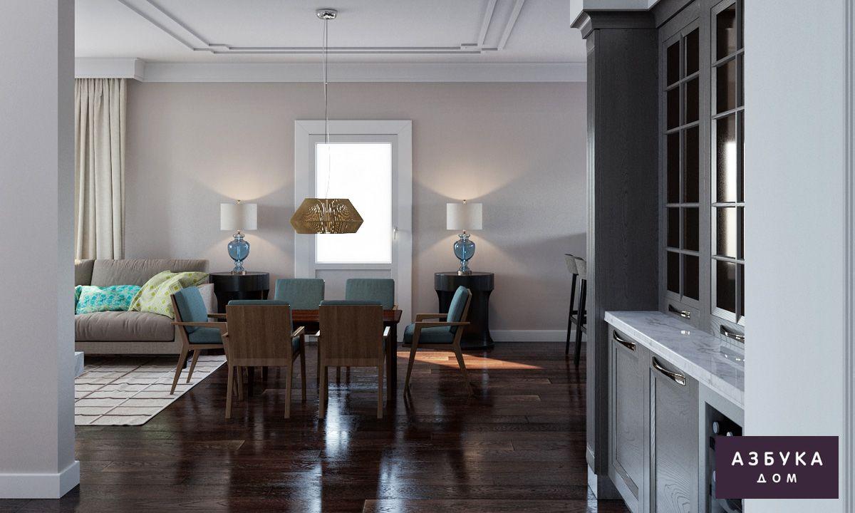 Дизайн интерьера квартиры, дома, коттеджа, помещений в Санкт ...