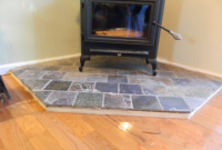 Wood Stove Floor Protector Ideas In 2019 Hearth Pad