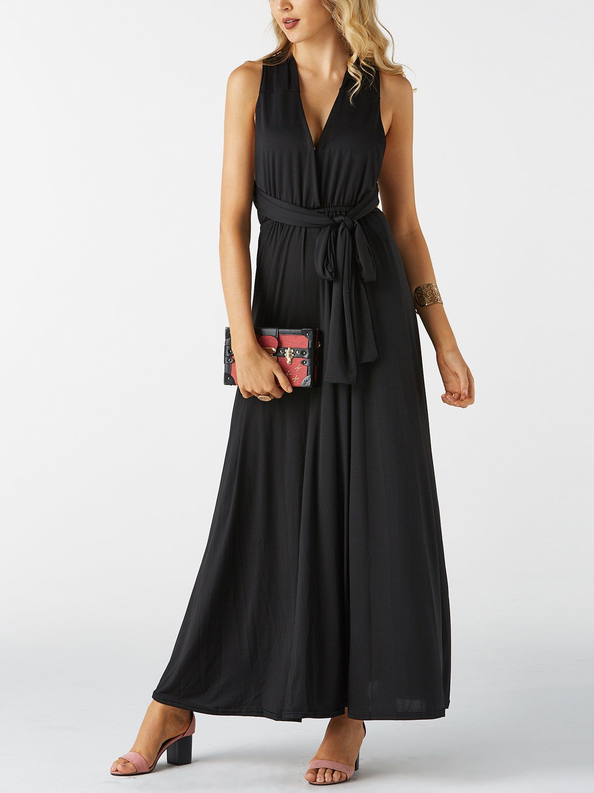 This multiway long party dress is the top in our wishlists it