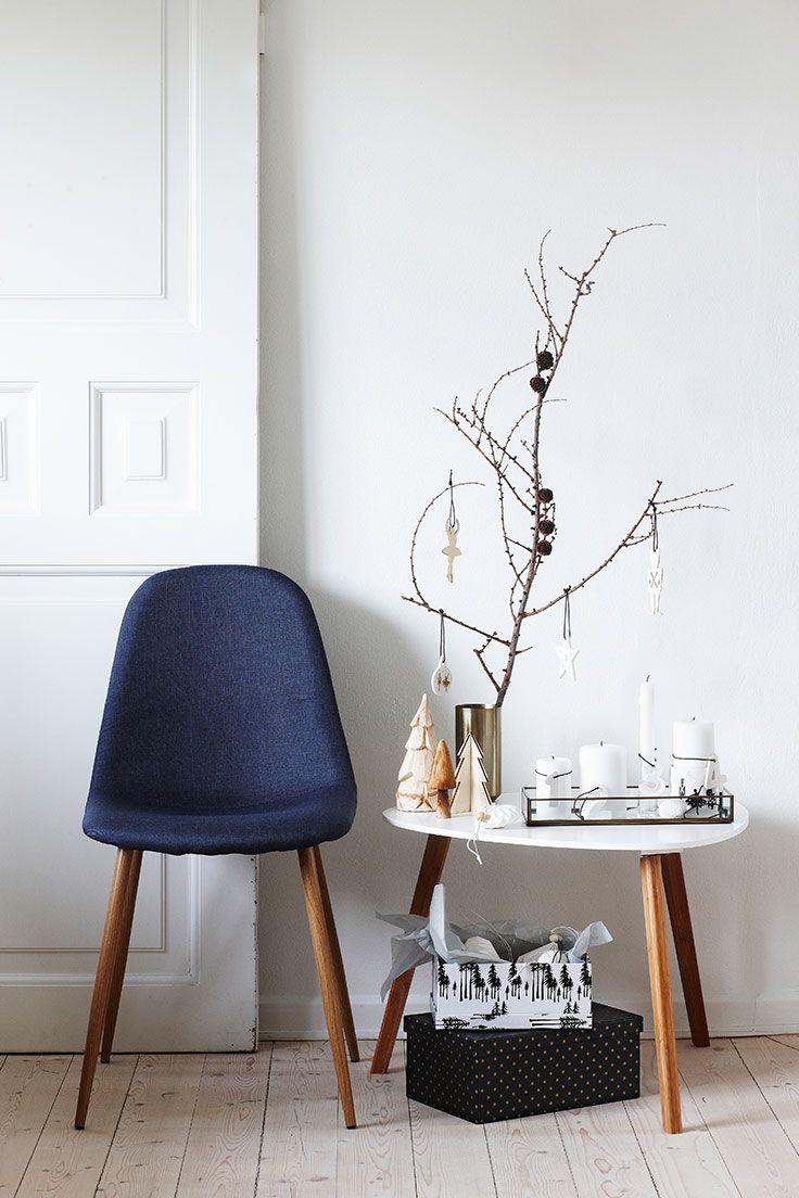 Bleu marine et blanc <3 | Mobilier de salon, Deco, Decoration