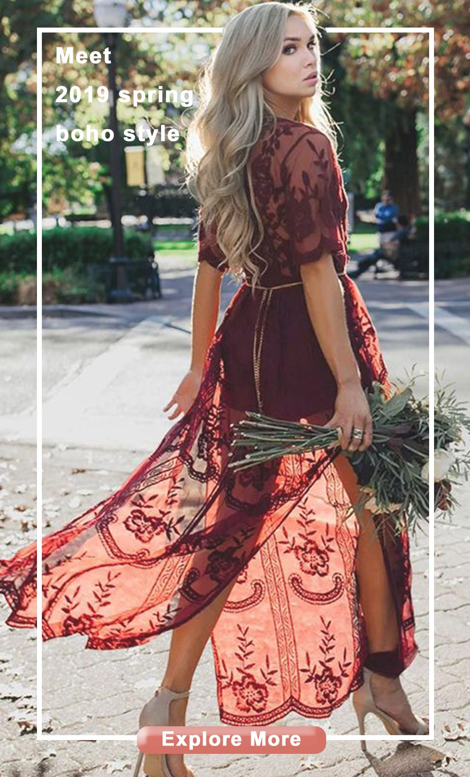 7e4f9487fe6f9 Meet 2019 Spring Boho Style! Up to 80%OFF+ free shipping for orders ...