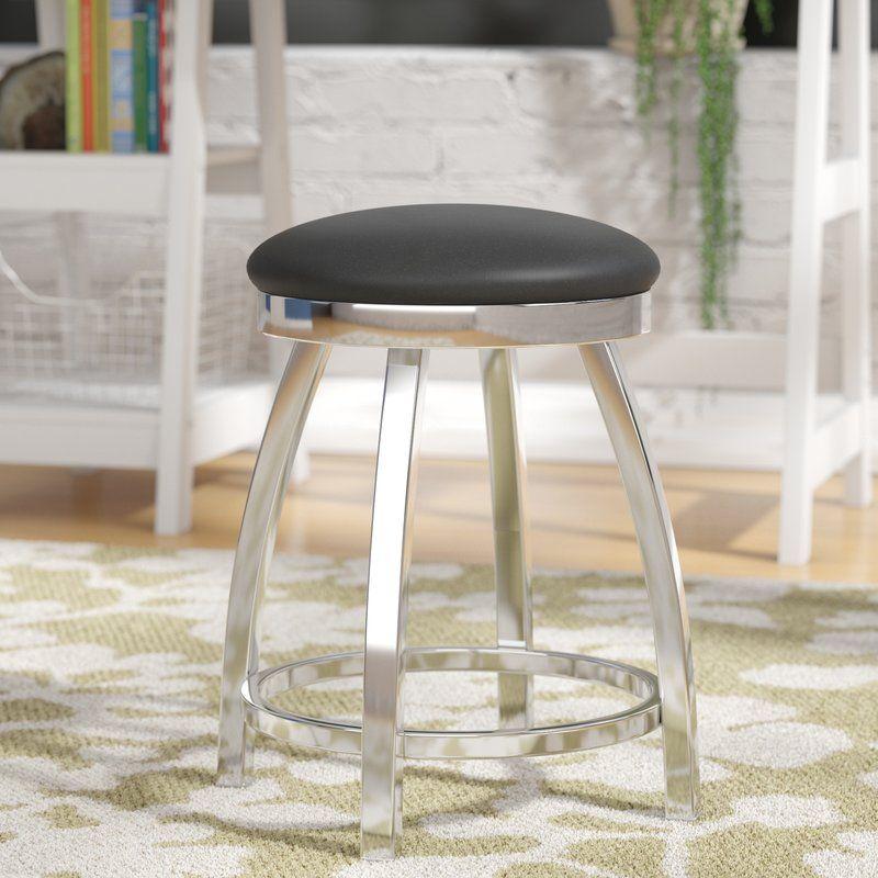 Super Cragin Swivel Vanity Stool Home In 2019 Stool Vanity Ncnpc Chair Design For Home Ncnpcorg