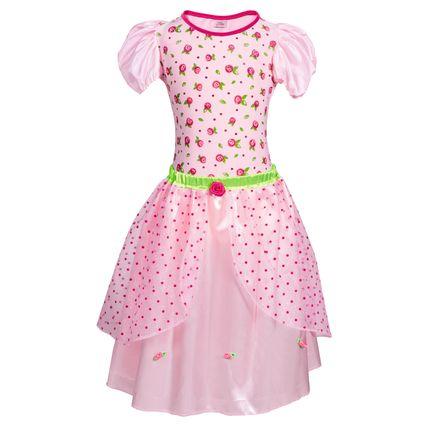 Ball-Kostüm für Kinder von Prinzessin Lillifee. Zauberhafte Verkleidung für Karneval, Fasching oder die Kinderparty.