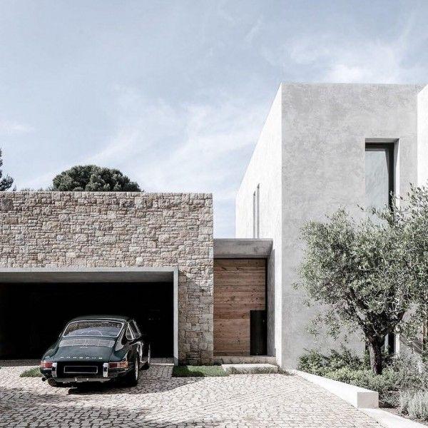Minimalist Exterior Home Design Ideas: 20 Best Modern Minimalist House Designs