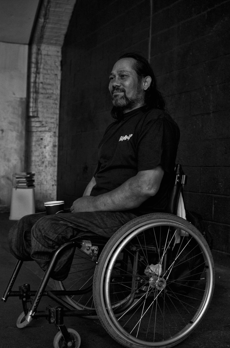 Photograph Homeless In London  by Joupin Ghamsari  on 500px. Ken became homeless after a major fire in his mothers house left him homeless and paralysed. He is unable to stay in hostels as they do not have wheel chair access which forces him to sleep on the streets. He is eligible for a number of benefits but is unable to claim them as he has no identification as it got destroyed in the fire. He has been told that he has to buy himself the new id and it will not be provided for free.