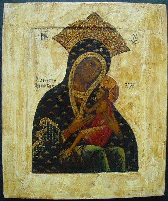 Mother of God Ovsepetaya ( the All-praised)
