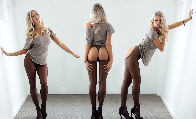 Gentlemens club for pantyhose legs