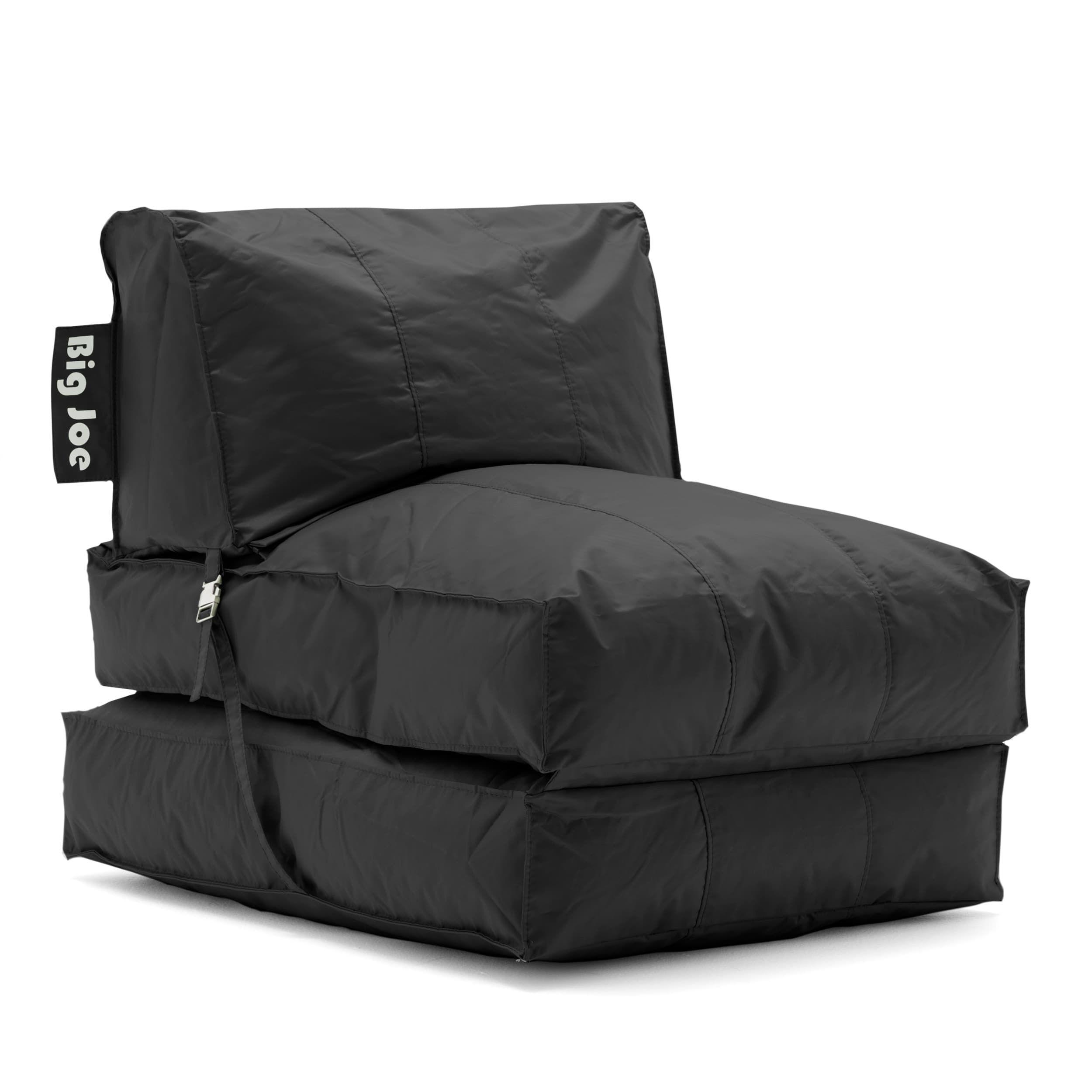 Big Joe Flip Lounger Bean Bag Chair (Green) Bean bag