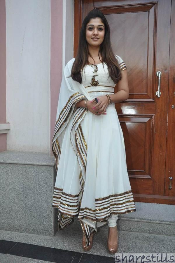 nayanthara-white-churidar-photos-13.jpg 600×903 pixels ...