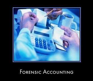forensic accountant job description