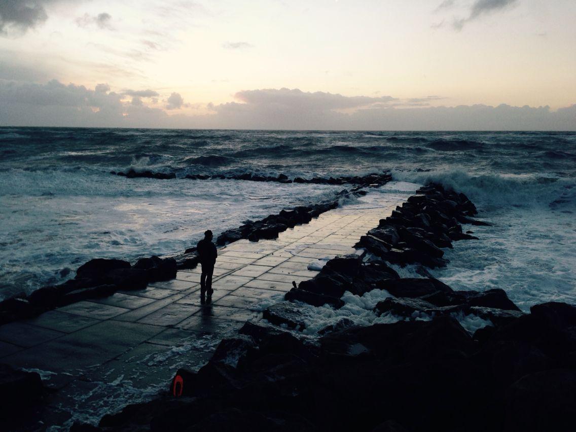 Vilde bølger