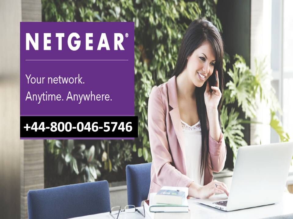 To get free solution via Netgear customer phone number +44