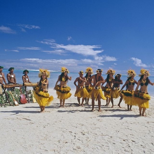 Cook Islands Beaches: Cook Islands, South Pacific, Best Places To Travel