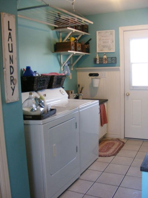 Home Staging 101 Part 1 Laundry Rooms Laundry Room