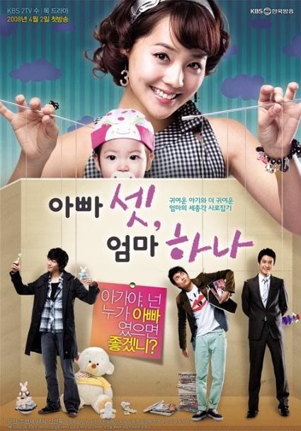 Three Dads, One Mom: Episodes 1 & 2 » Dramabeans