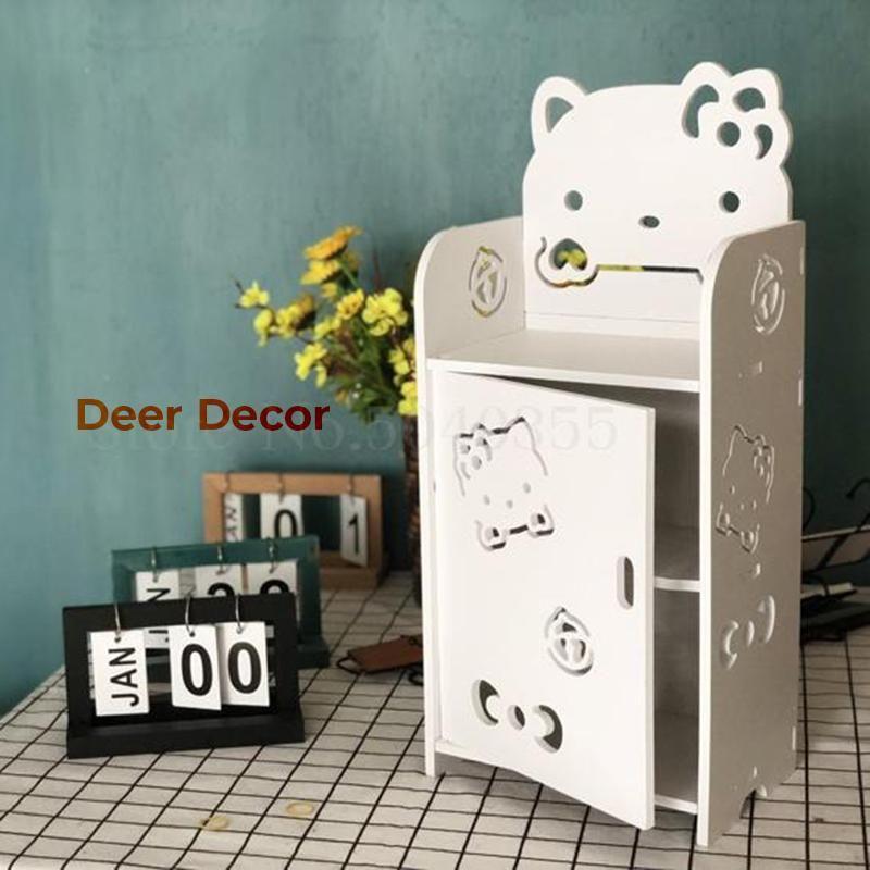 Hộp đựng But đa Năng Kết Hợp Gia đỡ điện Thoại Hinh Voi Tiện Lợi Deer Decor Lazada Vn Hello Kitty Kitty Giường