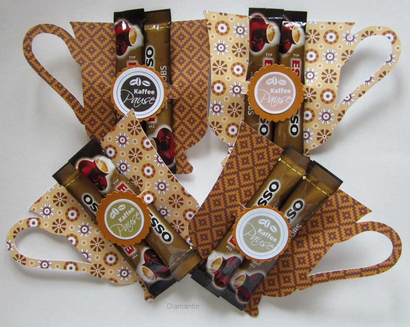 kaffeepause boxen pinterest kaffeepause kleine geschenke und geschenk. Black Bedroom Furniture Sets. Home Design Ideas