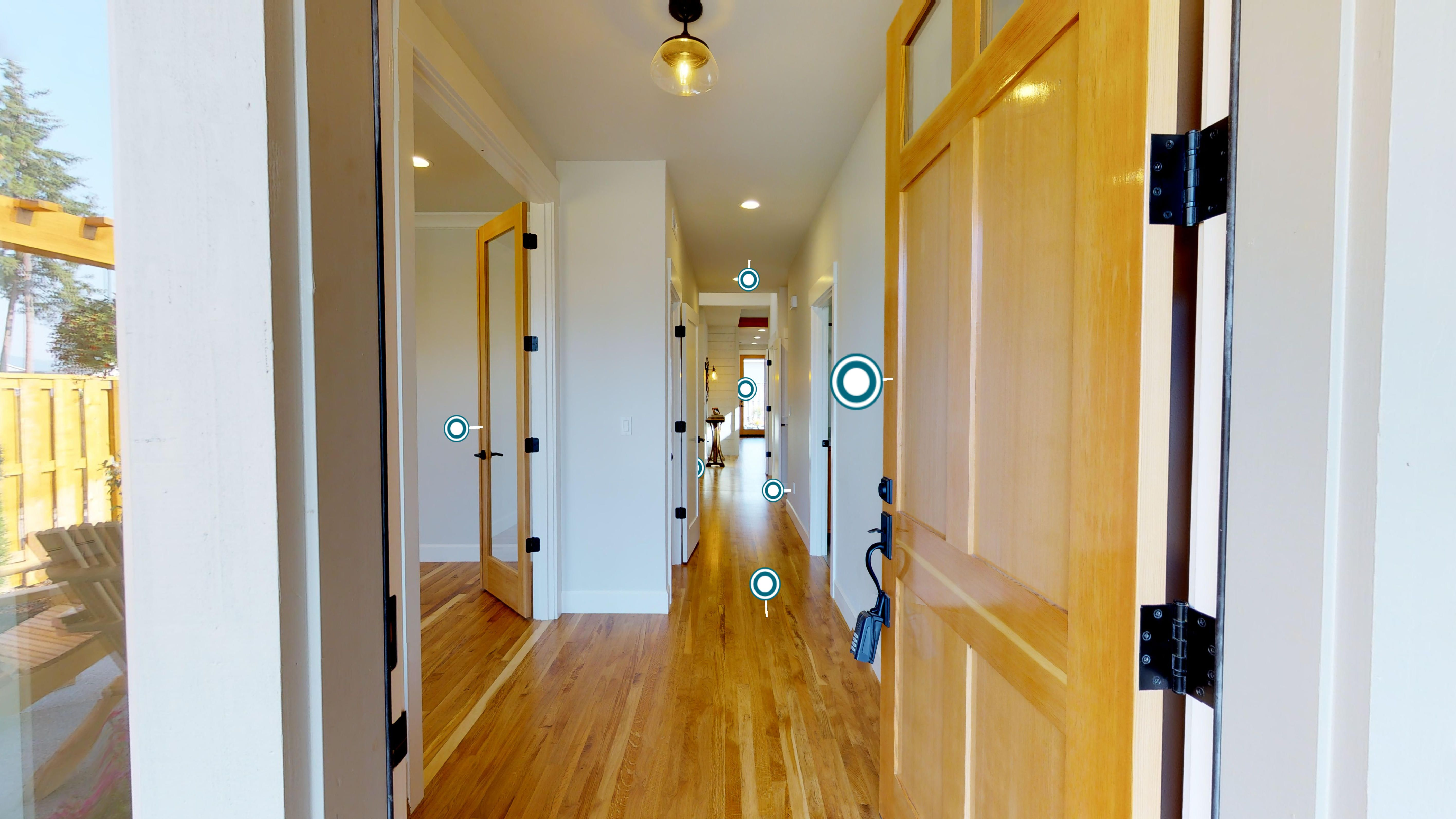 Built by Forest Grove High School this 2,139 Sq. ft. home
