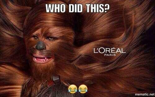 Star Wars ha ha