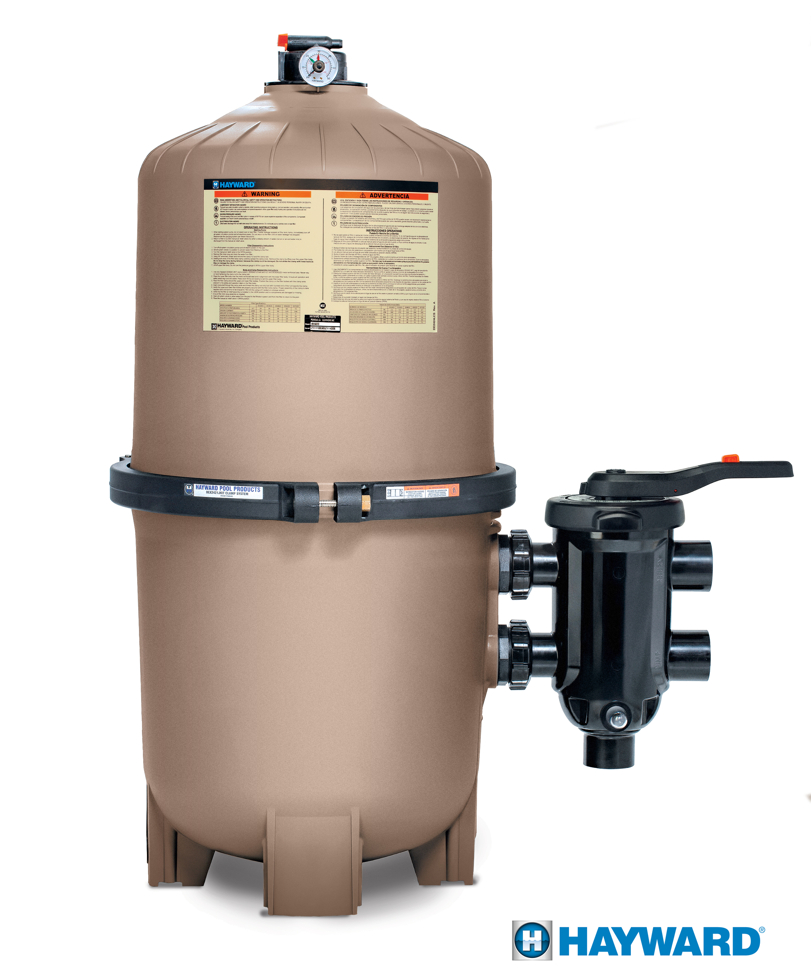 Our ProGrid DE filter is made to last and offers superior