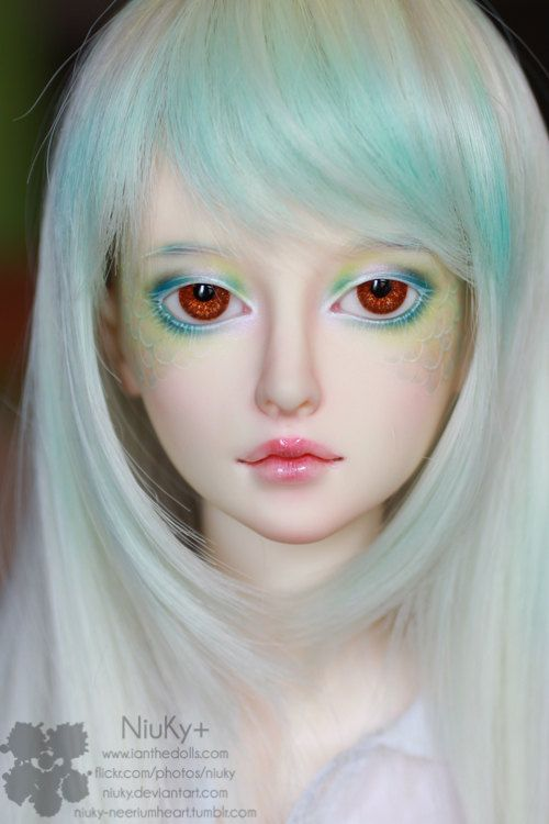 Dark Amber 15mm lowdome flatback doll eyes by ianthedolls on Etsy