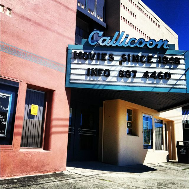 Callicoon Movie Theater