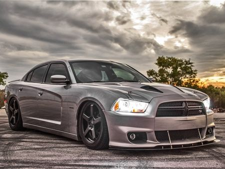Dodge Charger Road Runner Ram Air Hood 2011 2014 By Bmc Extreme