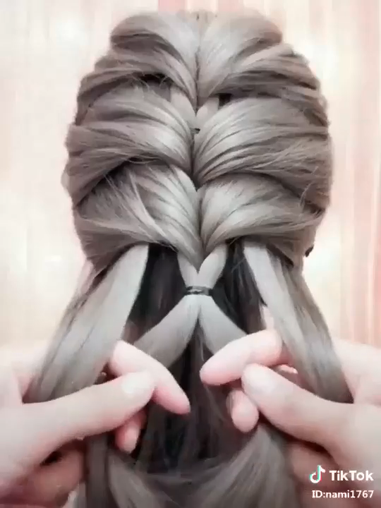 Easy Hairstyle Updo for Long Hair