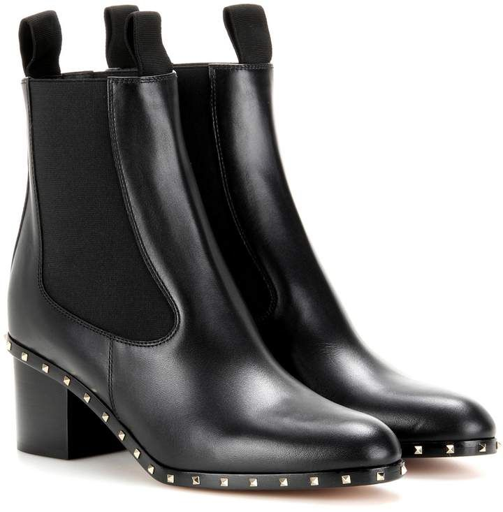 c9218069743f4 Valentino Soul Rockstud Chelsea boots   A.BootThat sjustright in ...
