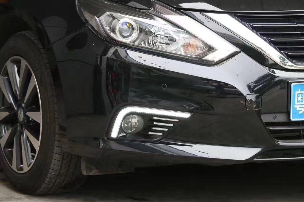 Pair Led Daytime Running Light Drl For 2016 2017 Nissan Altima Teana Switchback Available 2017 Nissan Altima Nissan Altima Altima