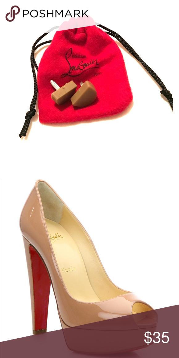 cheap for discount 85cf4 ec231 Heel Replacement Christian Louboutin Altanana Two heel ...