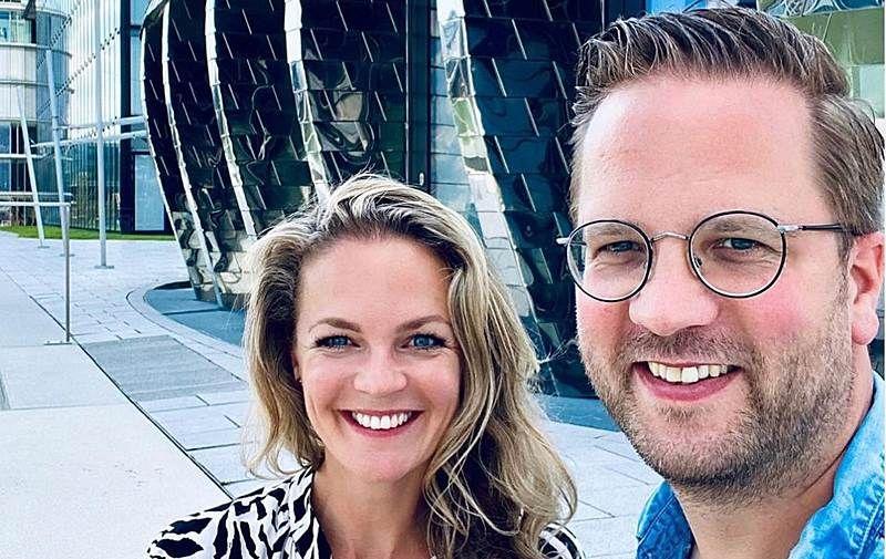 Zuhause Im Gluck Stars Eva Brenner Bjorn Nolte Verliebt Susses Foto Update Eva Brenner Helene Fischer Hochzeit Schwanger Prominente
