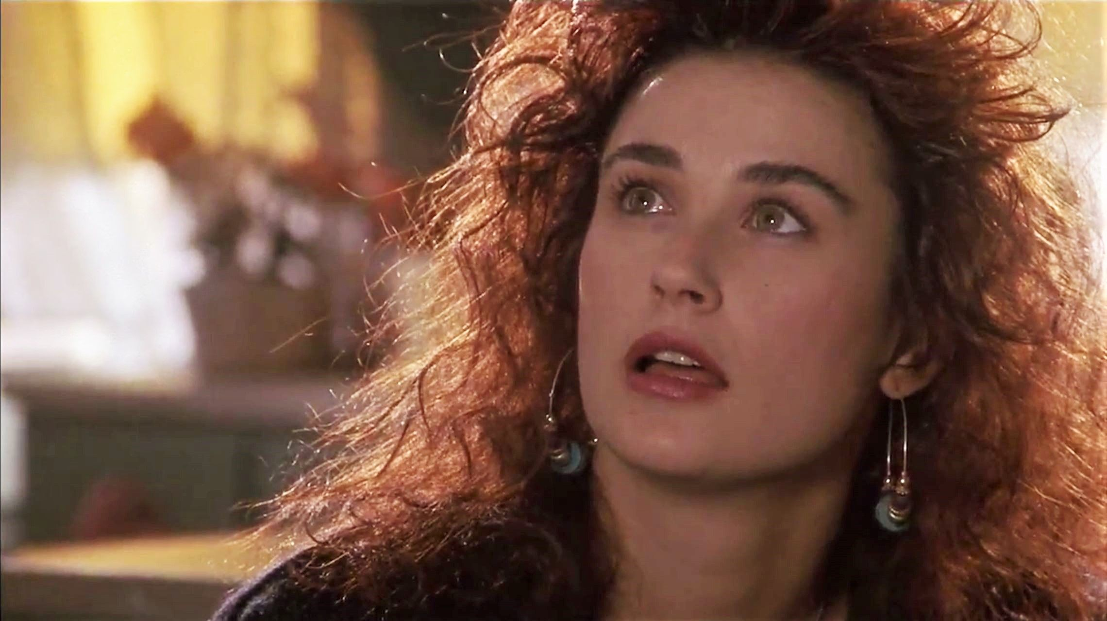 MORTAL THOUGHTS 1991 Hair styles, Beauty, Demi moore