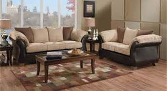 Brown Suede Couch With Black Leather Suede Couch Home Decor
