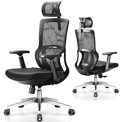 Best Office Chairs for Sciatica and Back Pain
