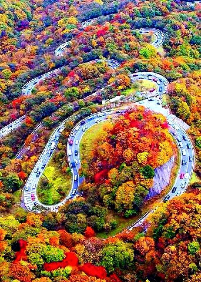 Chalous road, Beautiful IRAN
