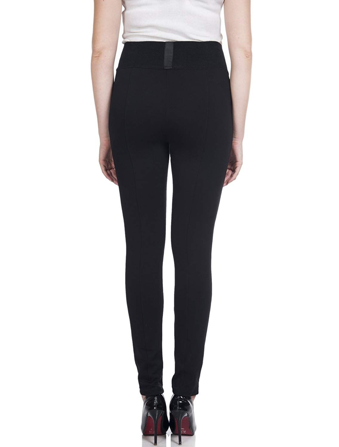fa557848008f Soshow Women Ultra Stretch Rayon Pencil Pants Lady s Pull On Slim Fit  Trousers     Read more at the image link. (This is an affiliate link)  Pants