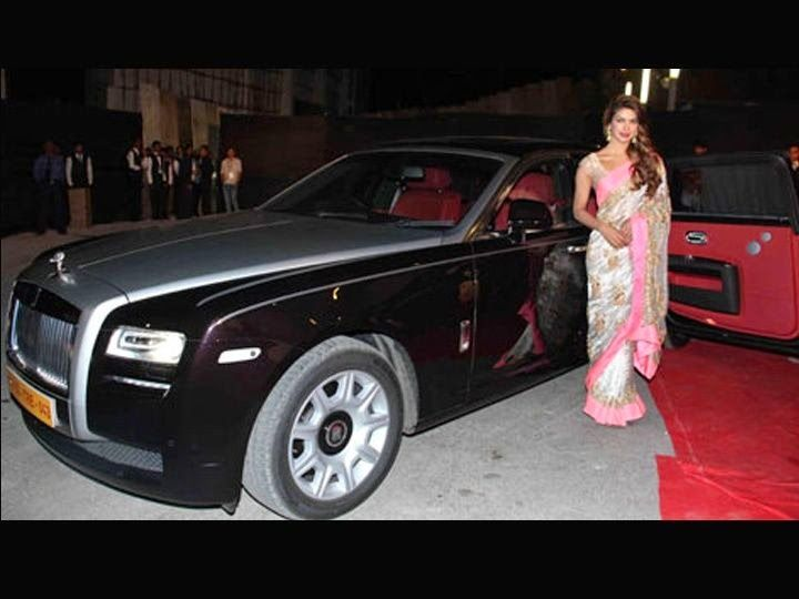 Nishikant Dubey List Of Top Five Indian Actresses Who Own Luxury Car Rolls Royce Expensive Cars Most Expensive Car