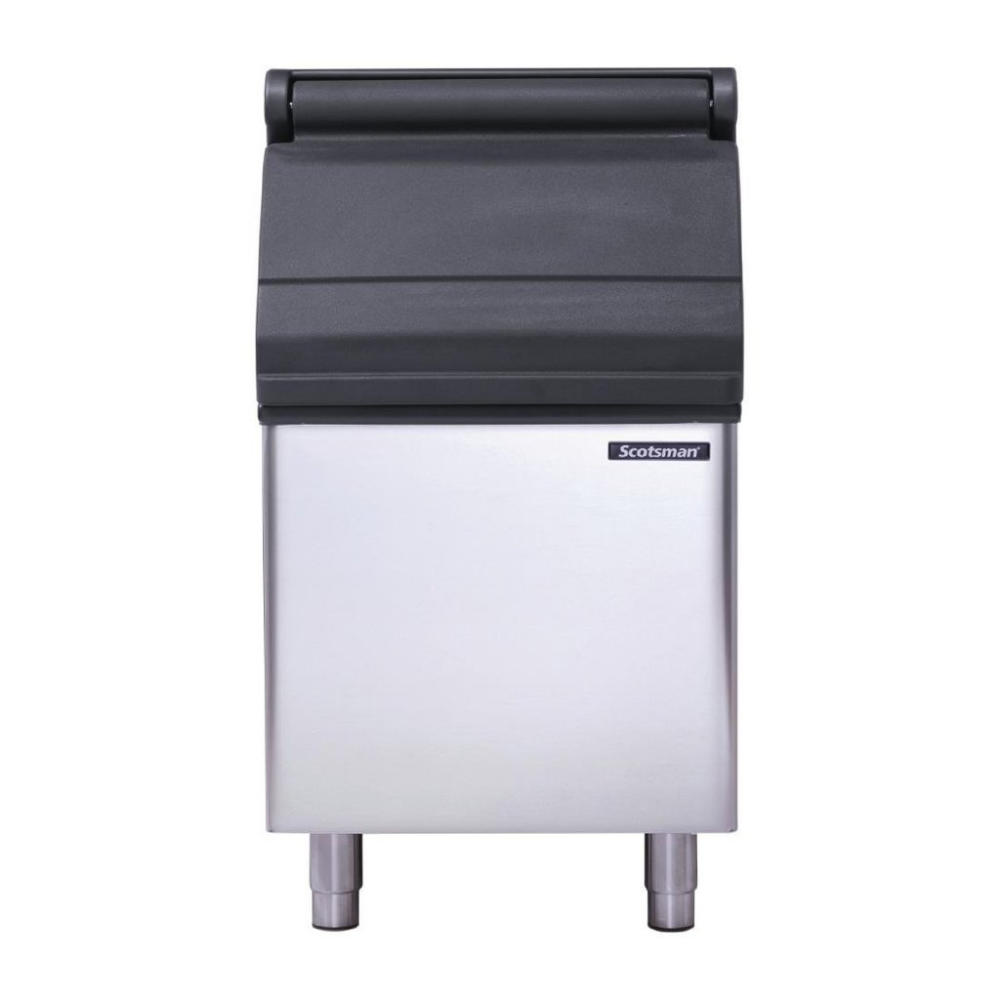 Scotsman Slope Front Storage Bin 129kg Storage Bins Storage