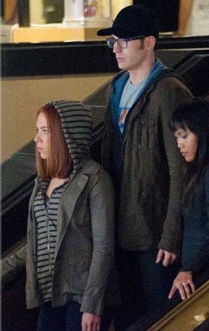 2f8b185c438 Undercover Natasha from Captain America Winter Soldier