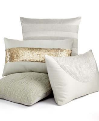 Hotel Collection Finest Seafan Decorative Pillow Collection Classy Hotel Collection Decorative Pillows