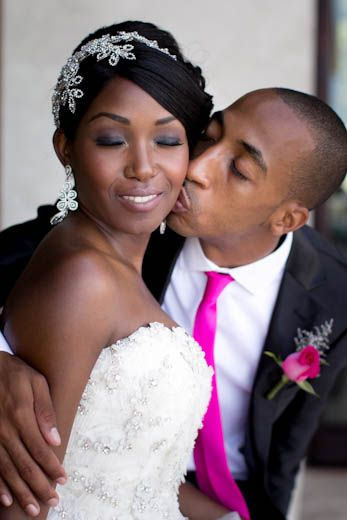 African American Wedded Bliss
