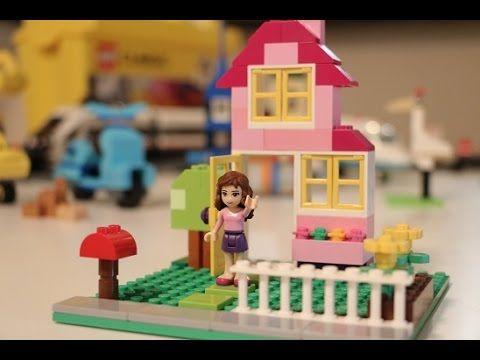 A Beautiful House - Lego Classic 10698 | Lego Classic 10698