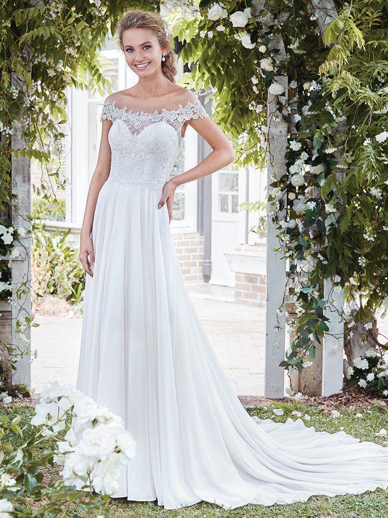 BEATRICE by Rebecca Ingram Wedding Dresses | Pinterest | Vintage ...