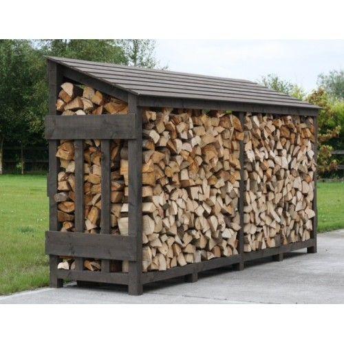 Firewood Storage, Dublin, Logs, Garten, Creative, Journals