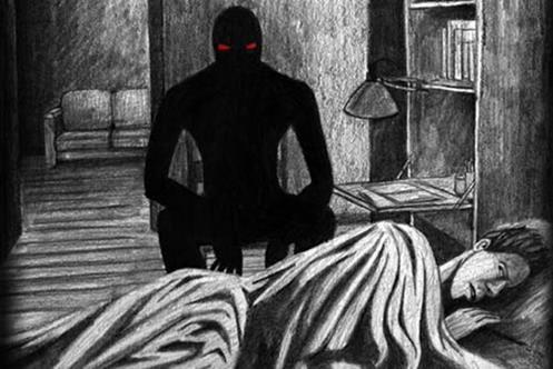 Inexplicáveis Aparições - Os Homens das Sombras, Experiências Reais!!
