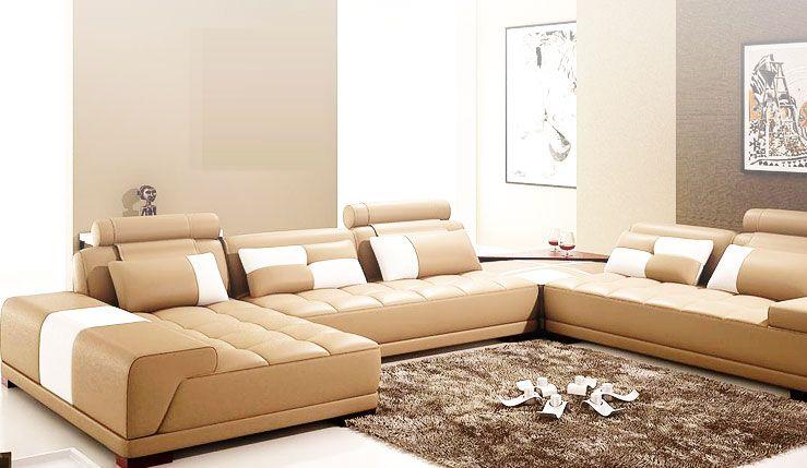 wohnlandschaft aus leder polsterm bel nach ma pinterest wohnlandschaft wohnlandschaft. Black Bedroom Furniture Sets. Home Design Ideas